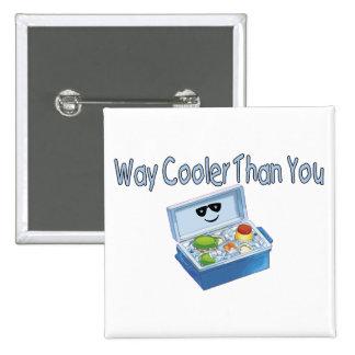 Refrigerador de la manera que usted pin cuadrado