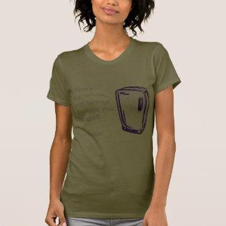 refrigerador de la selva camiseta
