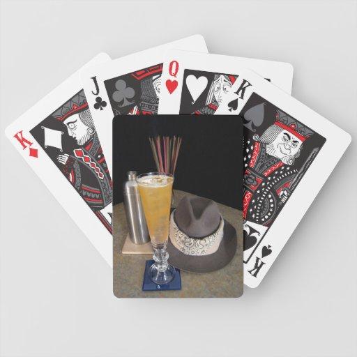Refrigerador del desierto cartas de juego