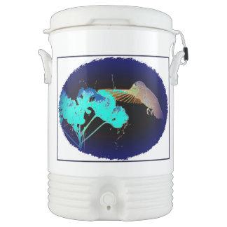 Refrigerador del iglú del colibrí enfriador de bebida igloo