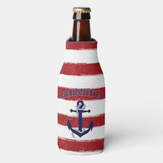 ¡Refrigerador fresco de la botella de Bermudas! Enfriador De Botellas