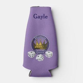 Refrigerador personalizado reina de la botella de enfriador de botellas