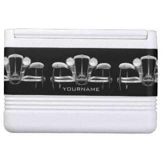Refrigeradores del personalizado del coche del hielera igloo