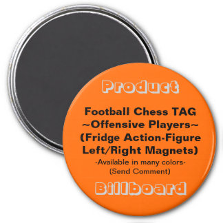 REFRIGERATOR FOOTBALL CHESS MAGNET GAMES