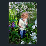 "Refrigerator Magnet 4 x 6 Kid&#39;s Photo Template<br><div class=""desc"">Upload YOUR photo,  display your favorite images on your frig. Children,  Pets,  Vacation etc.</div>"