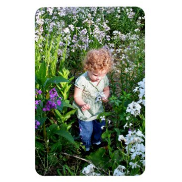 Refrigerator Magnet 4 x 6 Kid's Photo Template