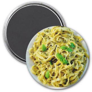 Refrigerator Magnet: Pasta Fettucine Magnet