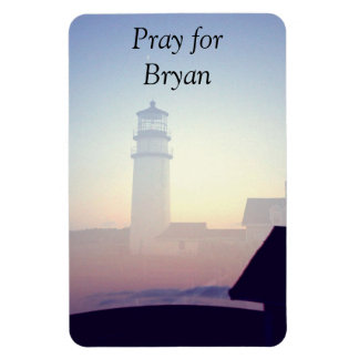 Refrigerator Magnet Pray for put name here