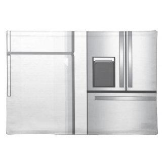 Refrigerators Cloth Placemat