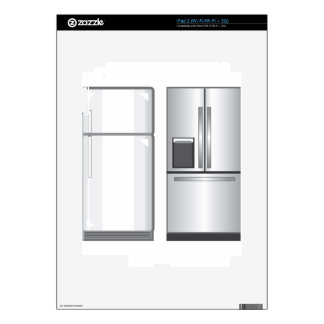 Refrigerators Decal For The iPad 2