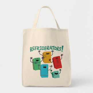 Refrigerators! Tote Bag