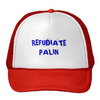 REFUDIATE, PALIN MESH HAT