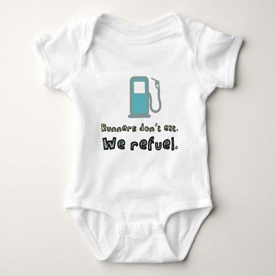 Refuel Baby Bodysuit