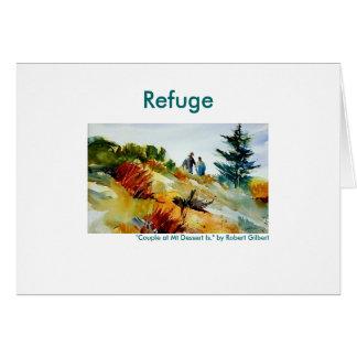 Refuge Card