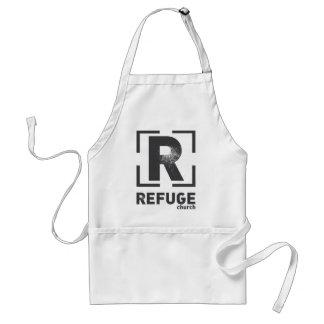 Refuge Church Main Logo Adult Apron