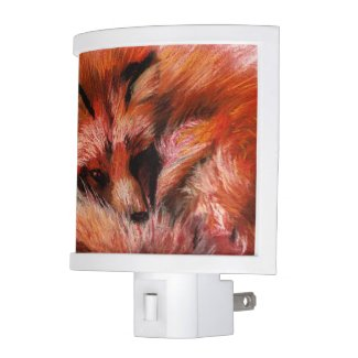 Refuge Fox Night Light