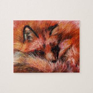 Refuge Fox Puzzle