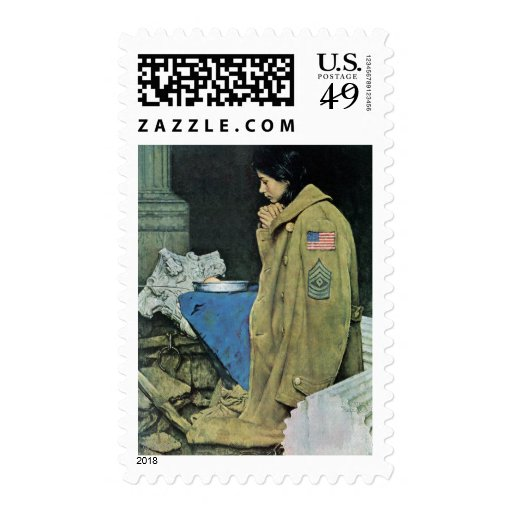 Refugee Thanksgiving Stamp