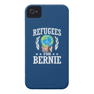 REFUGEES FOR BERNIE SANDERS iPhone 4 Case-Mate CASES