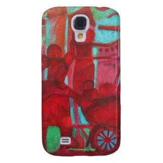 Refugees Iphone 3G case Samsung Galaxy S4 Case