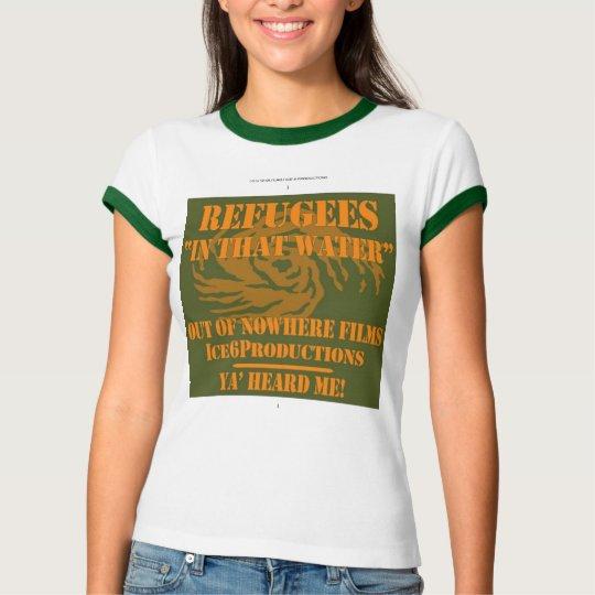 refugees tshirt design