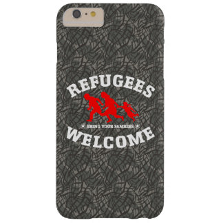 Refugees Welcome Bring Your Family Barely There iPhone 6 Plus Case
