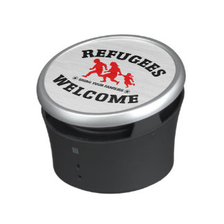 Refugees Welcome Bring Your Family Speaker