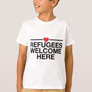 RefugeesWelcomeHere.jpg T-Shirt