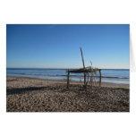 Refugio de la Tarjeta-Playa en el parque del puest