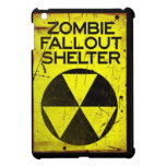 Refugio de polvillo radiactivo del zombi iPad mini cárcasa