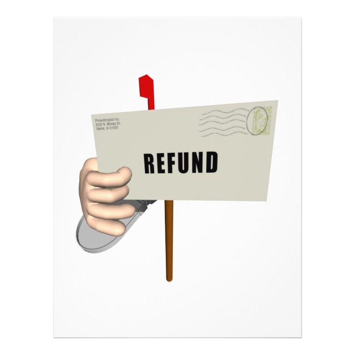 Refund Flyer