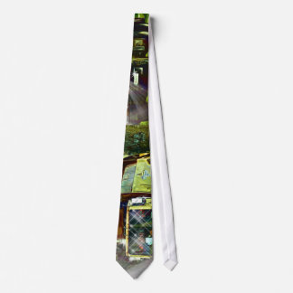 REFUSE LORRY GARBAGE TRUCK DRIVERS Fashion Tie