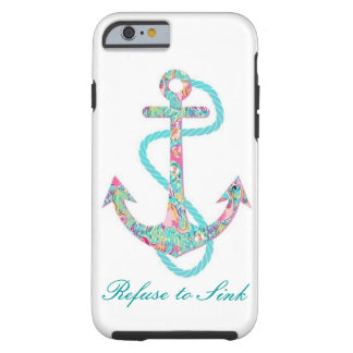 Refuse to Sink Tough iPhone 6 Case