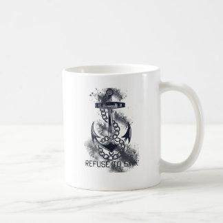 Refuse to Sink Mugs