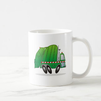 Refuse Truck Coffee Mug