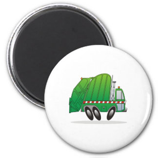 Refuse Truck Magnet