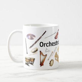 Reg. 11 oz. Orchestral Instruments Mug