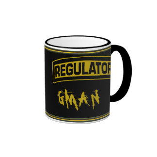 REG_CupDesign_08, GMAN Ringer Mug