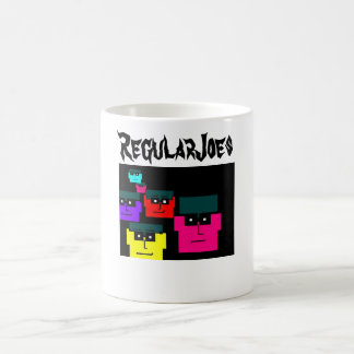 reg joes, RegularJoes Coffee Mug