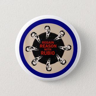 Regain Reason with Rubio Button