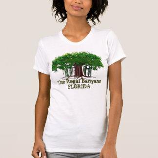 Regal Banyans Florida Sleevless V-Neck T-Shirt