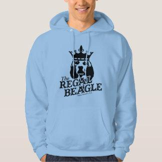 Regal Beagle Hoodie