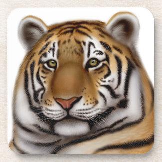 Regal Bengal Tiger Cork Coaster
