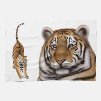Regal Bengal Tiger Kitchen Towel