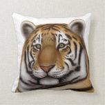 Regal Bengal Tiger Pillow