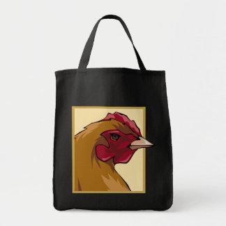 Regal Chicken Tote Bag