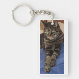 Regal Dave Acrylic Double Sided Keyring