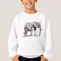 Regal Elephant Sweatshirt