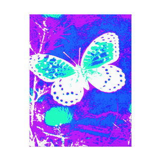 REGAL FRITILLARY BUTTERFLY CANVAS PRINTS