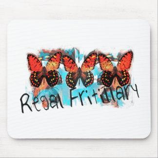 regal fritillary mouse pads